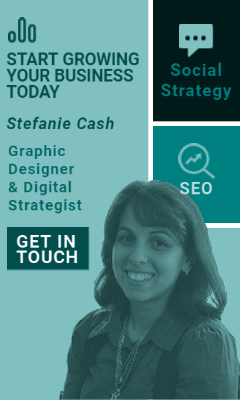 Start growing your business with Stefanie Cash