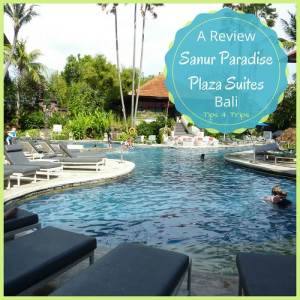 Review: Sanur Paradise Plaza Suites