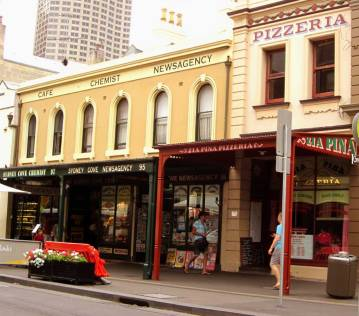 The Rocks - Sydney, NSW, Australia