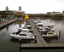 Darling Harbour - Sydney, NSW, Australia