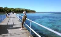 GREEN ISLAND is a coral cay located about 45 minutes by boat from Cairns.