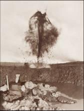 Frank Hurley depiction of Passchendaele