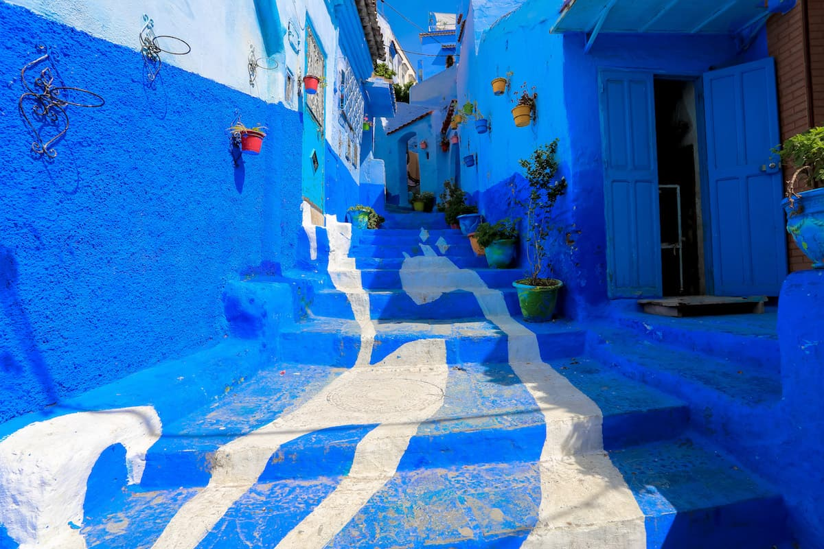 14 Photos To Inspire You To Visit Chefchaouen Morocco
