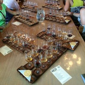 wine tasting in Crimea
