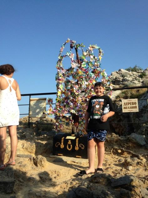 crimea tourist advice 2014