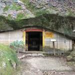 石老山・顕鏡寺の岩屈
