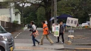 横田基地祭「日米友好祭」