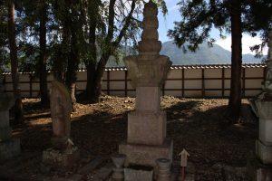 真田信政の墓