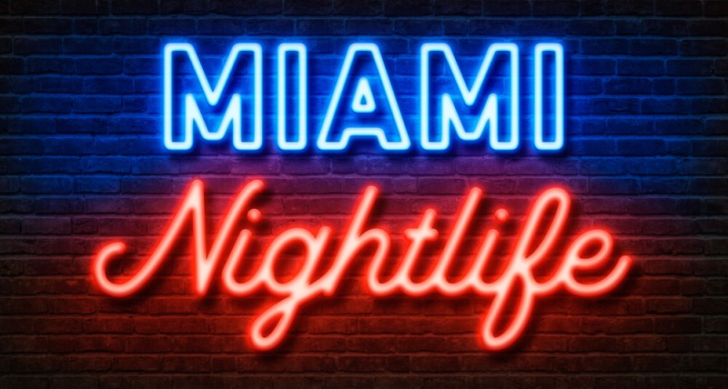 Nightlife in Miami