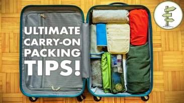packing tips for travelling