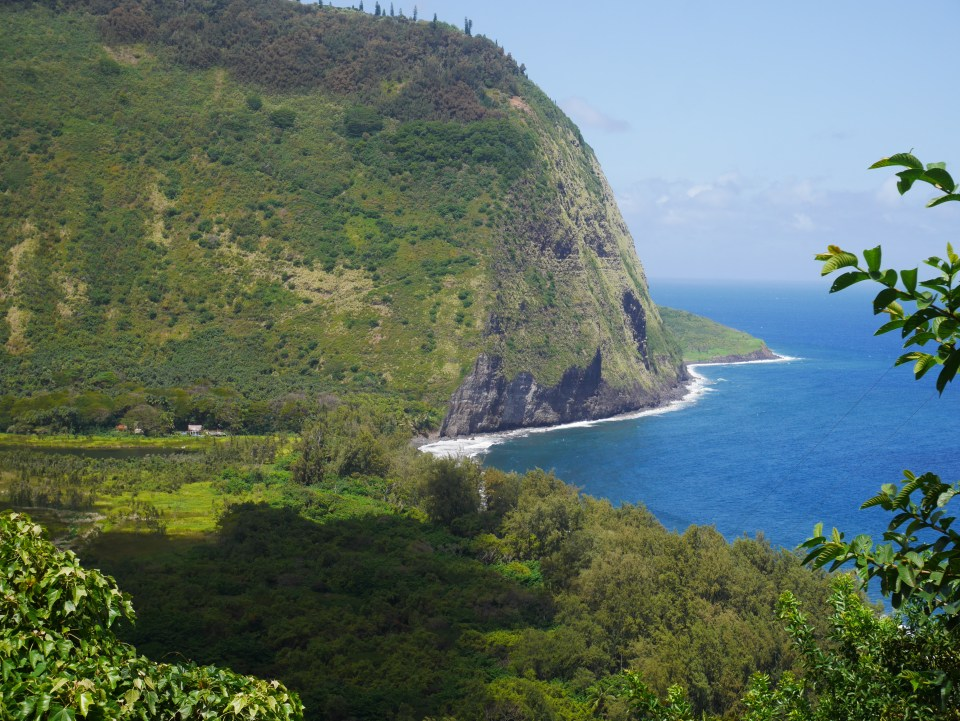 waipio valley big island hawaii hawaï hawai'i usa voyage travel blog blogger traveltothemoonandback travel to the moon and back
