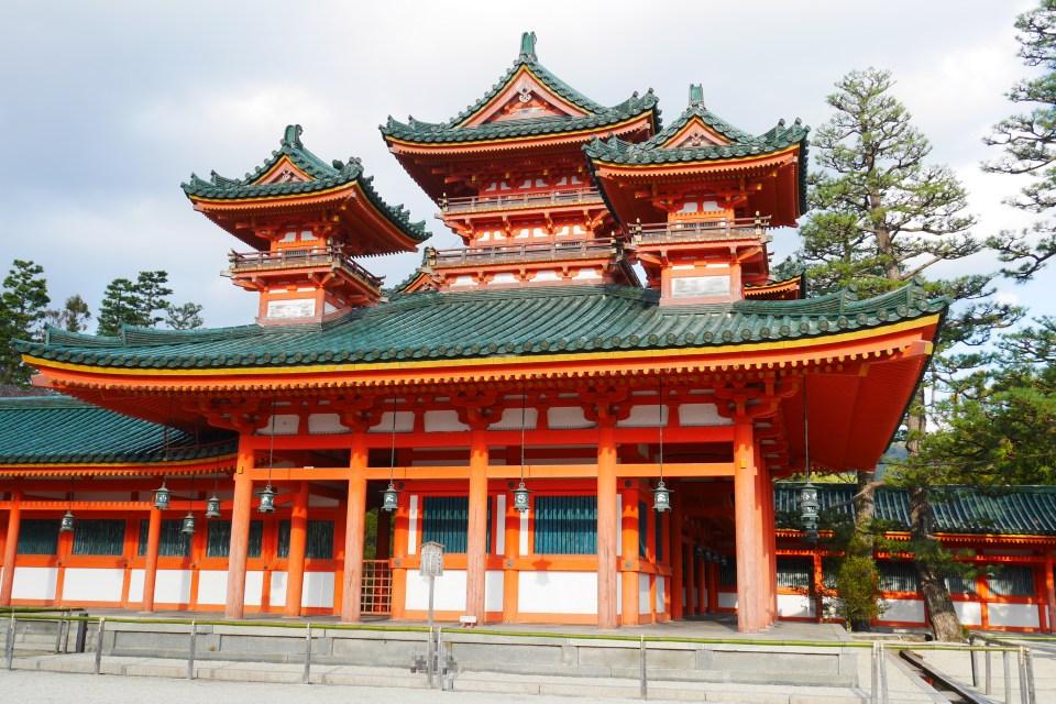 Kyoto japan travel blog shrine traveltothemoonandback voyage