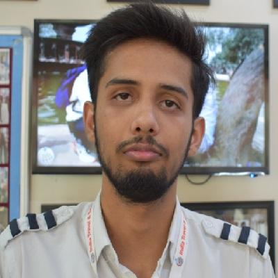 Rachit Sharma  - Oman Air - Salary 19000