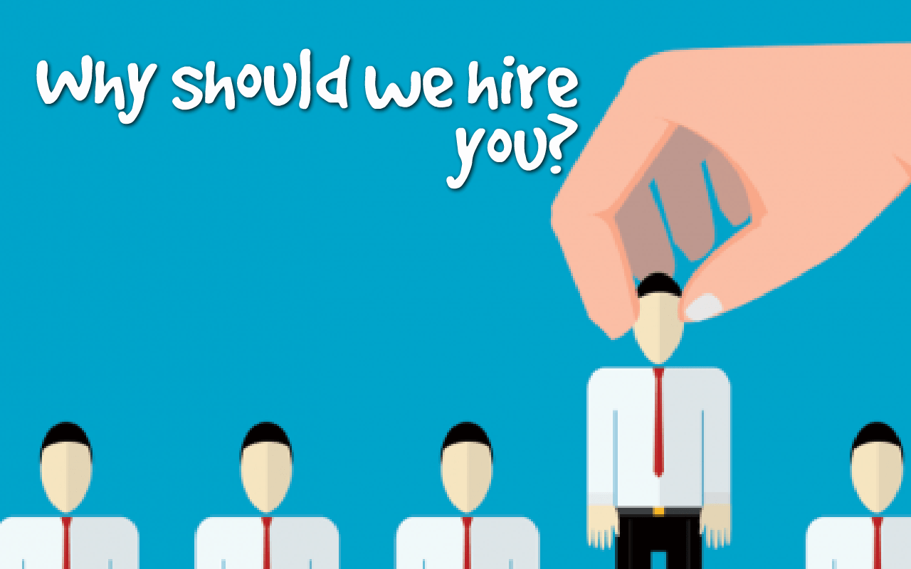 interview-tips-for-freshers-why-should-we-hire-you