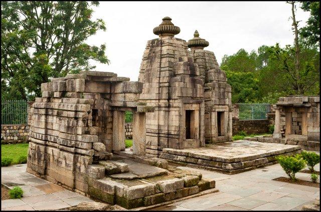Maniyan Temple Complex, Dwarahat, Uttarakhand, India