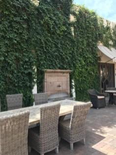 patio at wigwam
