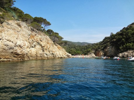 Boat Trip to Caves from Tossa de Mar