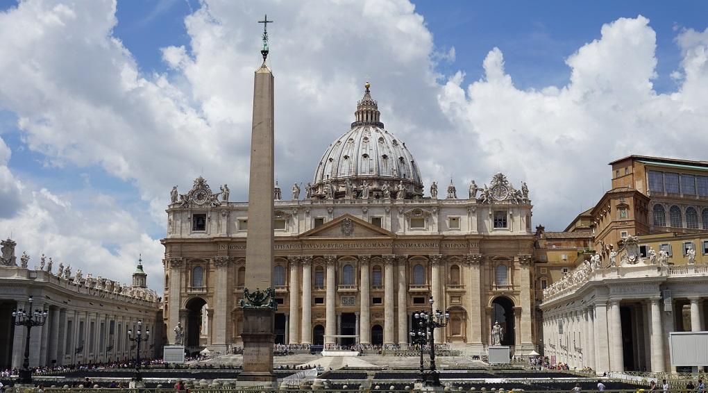 13 Vaticaan