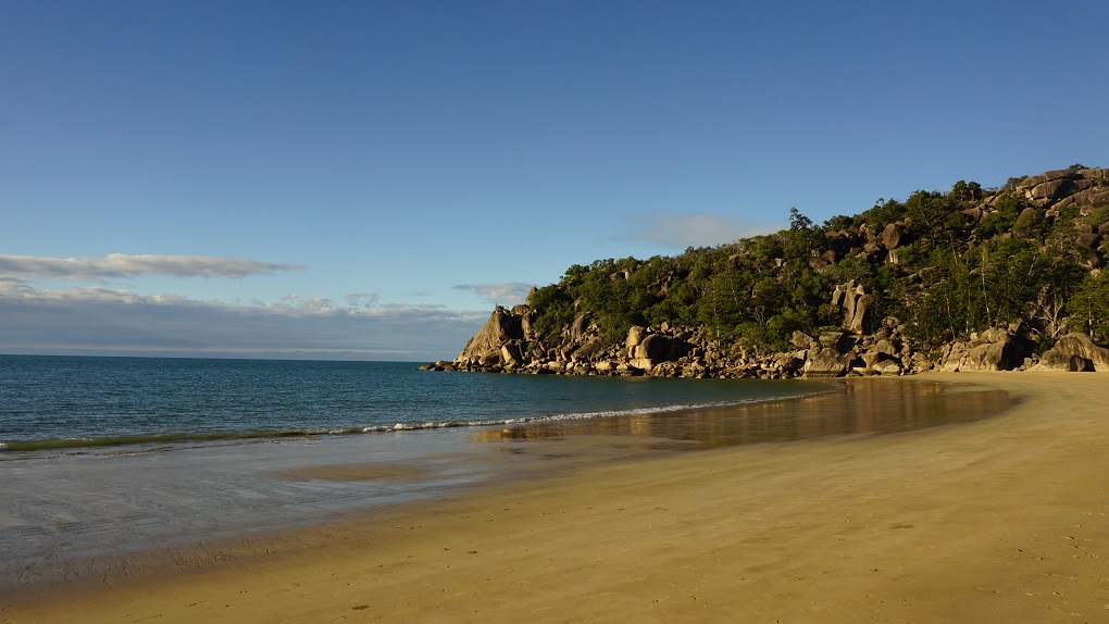 Radical Bay op Magnetic Island