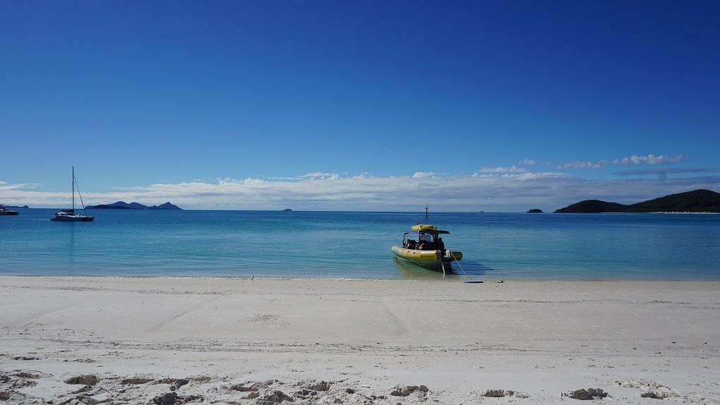 4 Whitehaven Beach