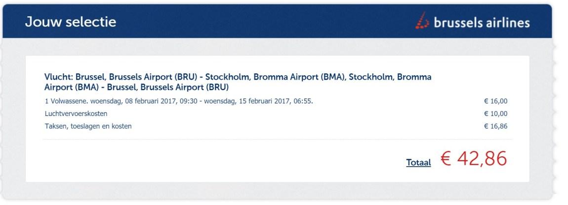 brussel-stockholm