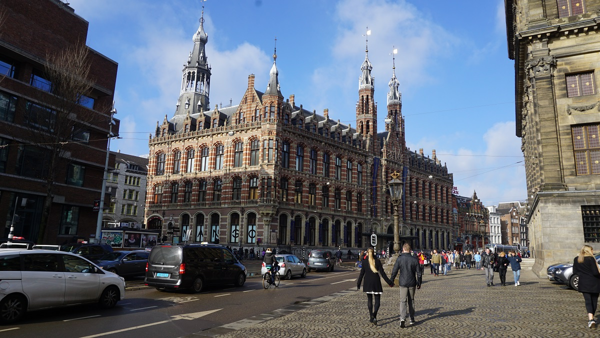 Citytrip Amsterdam op een winterdag! | Travel Unlimited