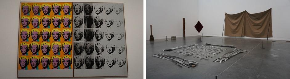 Marilyn's Diptych van Andy Warhol