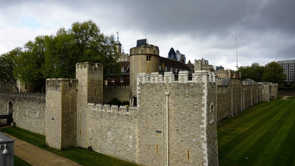 Tower of London in Londen