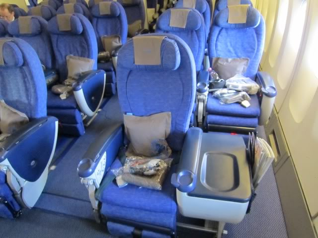 Which Seats Are Frequent Flyers Favourites TravelUpdate