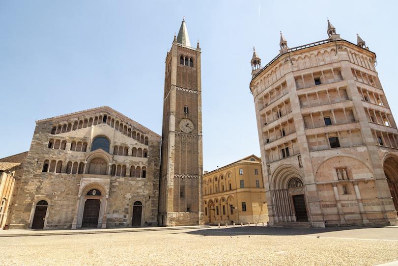 Duomo of Parma