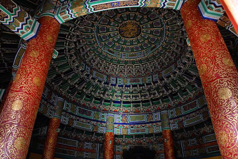 Temple of Heaven Inside