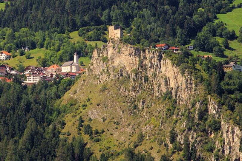 Laudegg Castle