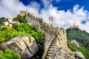 14 Awe-inspiring Castles in Portugal