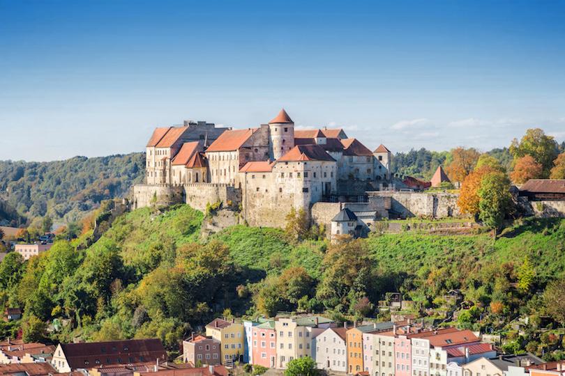 Burghausen, Bavaria