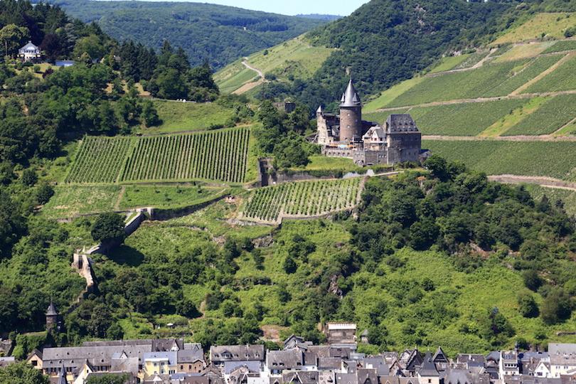 Burg Stahleck in Bacharach