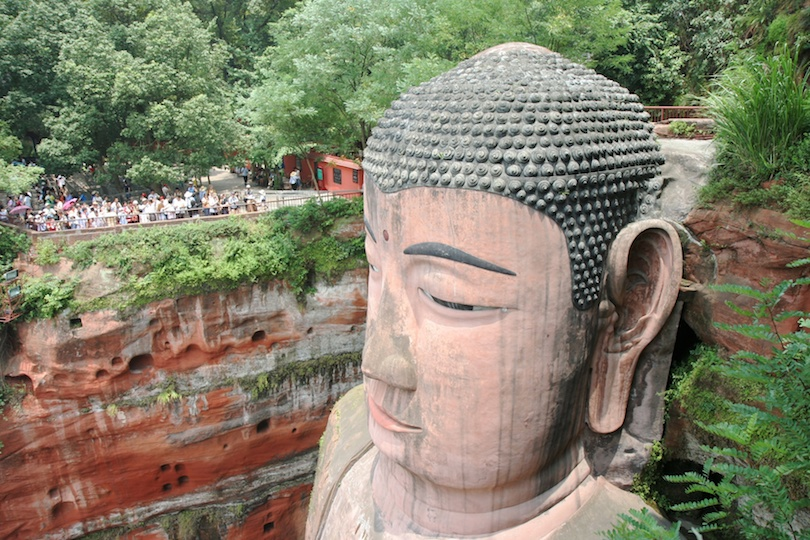 Leshan Great Buddha
