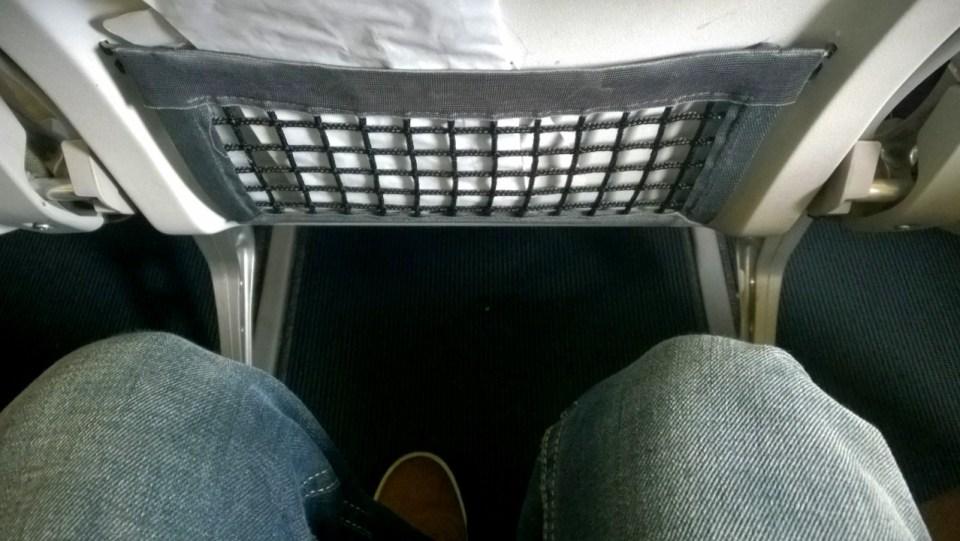Seat Pitch 4u