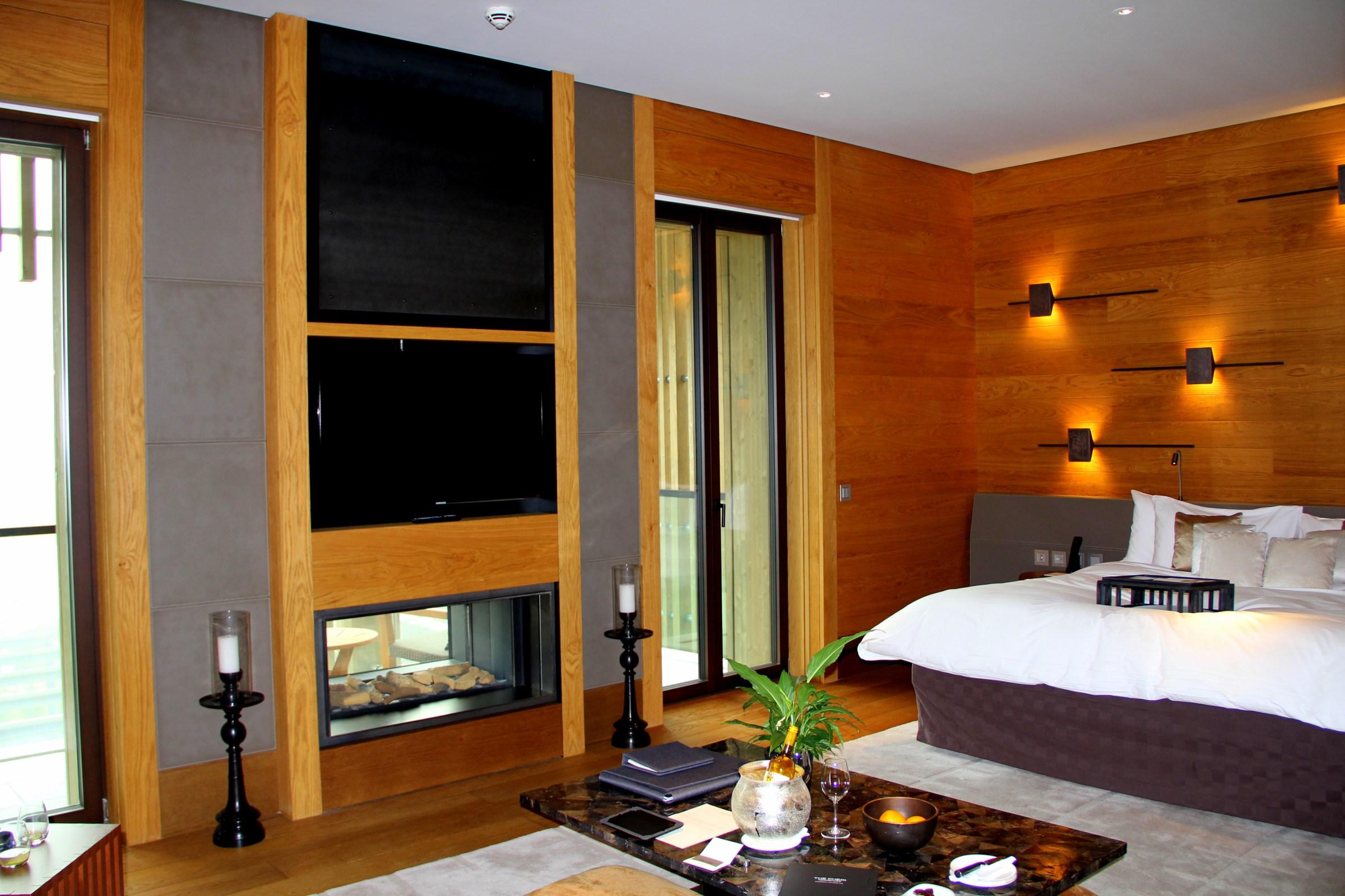 The Chedi Andermatt Grand Deluxe Zimmer