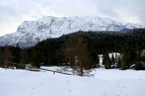 Schloss Elmau Junior Suite View