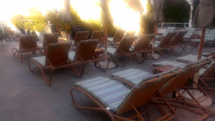 Pool Shutters on the Beach Santa Monica