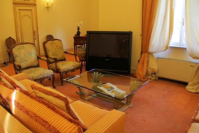 Aldrovandi Villa Borghese Rome Presidential Suite