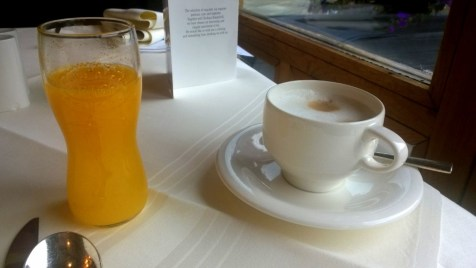 Alpine Palace Hinterglemm Breakfast