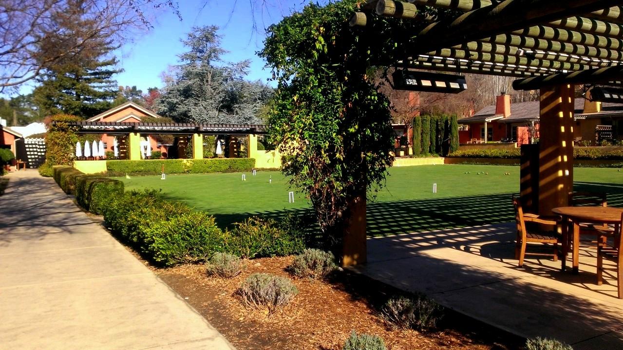 Bernadus Lodge Carmel Valley Garden