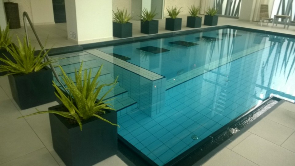 Indoor Pool (31 degrees)