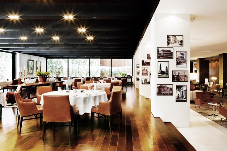 The Main Restaurant offers international cuisine (Image Source: The Leading Hotels of the World / lhw.com)