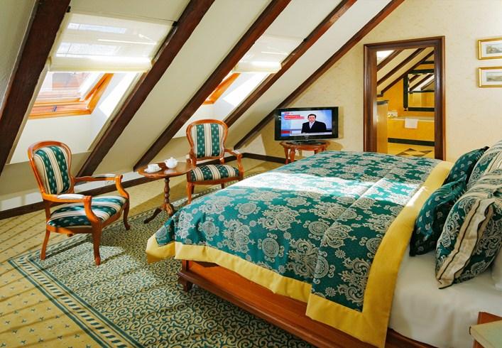 Arcadia Hotel Bratislava Suite
