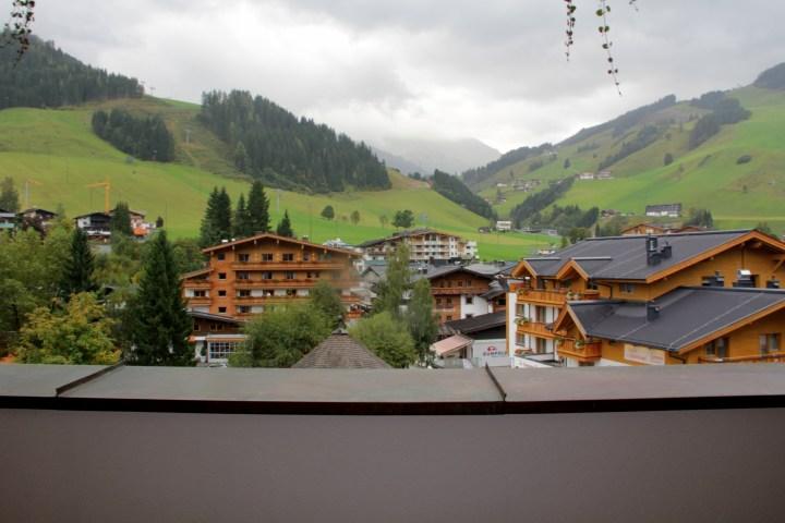 Alpine Palace Hinterglemm View