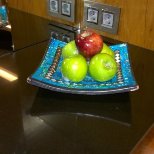 Apples in the Gym