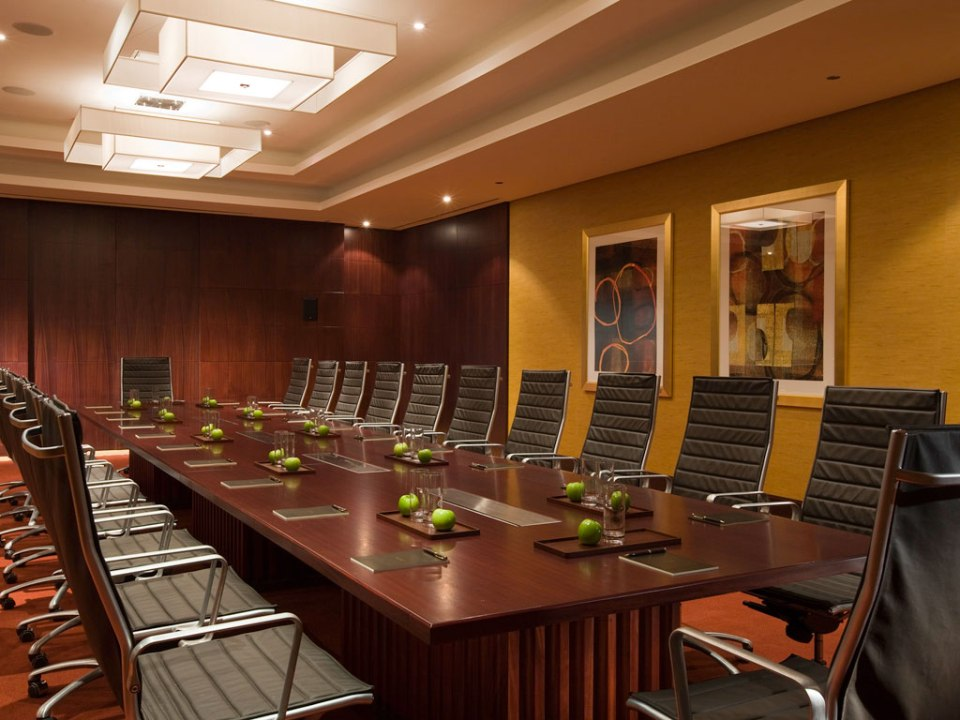 There are also meeting rooms at Sofitel Dubai Jumeirah Beach (Image Source: Sofitel Dubai Jumeirah Beach / sofitel.com)