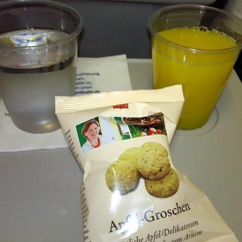 Afternoon Snack: Cookies
